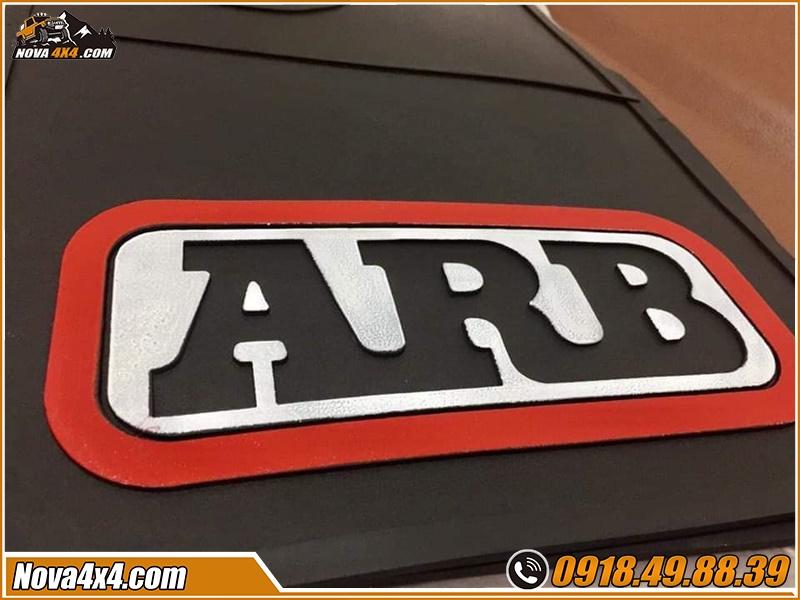 Sự tiện ích chắn bùn ARB Xe bán tải tại gara Nova4x4