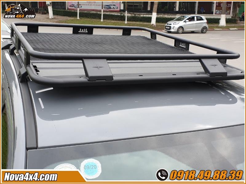 Bán sỉ và lẻ baga mui dành cho xe bán tải Colorado Dmax Hilux BT50 Triton Navara Ford Ranger ở tp HCM