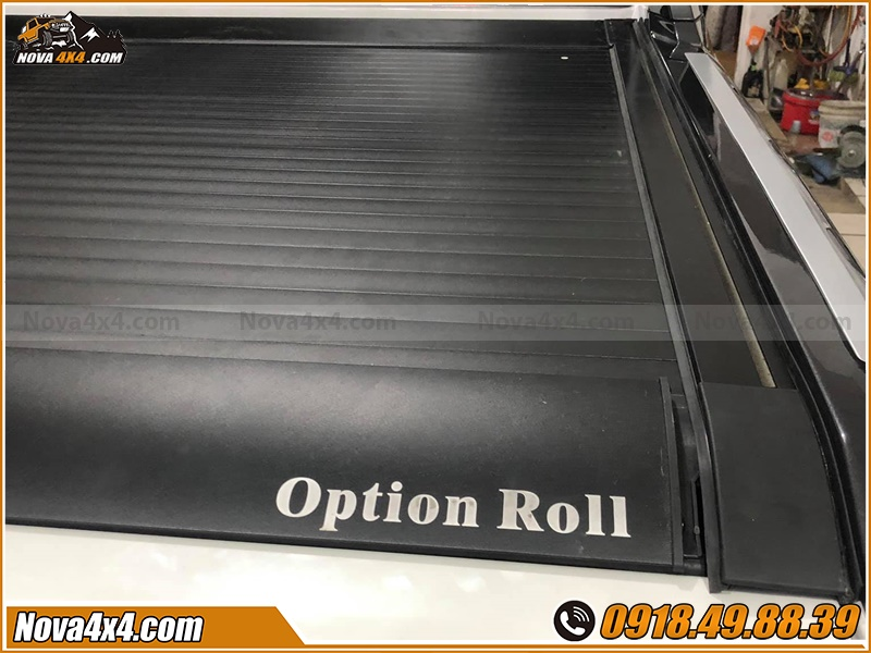 Cửa hàng bán nắp thùng cuộn Option Roll Xe bán tải giá rẻ tại TP.HCM