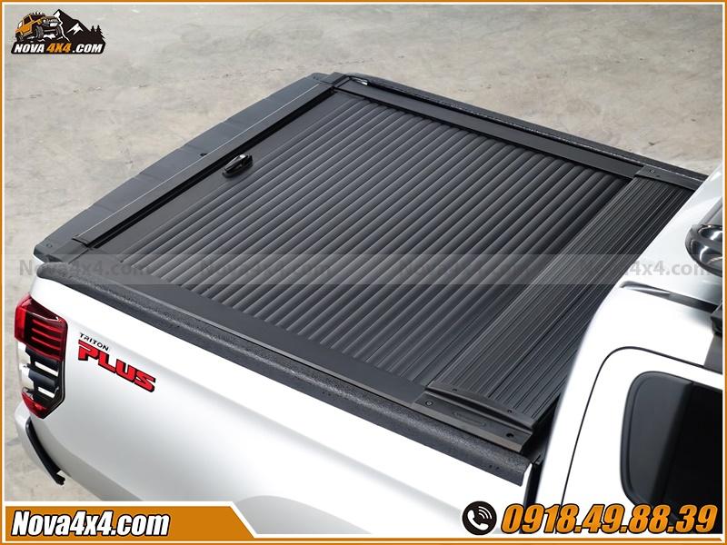 Tư vấn độ nắp thùng xe bán tải Dmax BT50 Ford Ranger Triton Hilux Colorado Navara